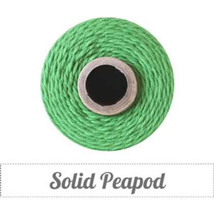 Solid Peapod Twine
