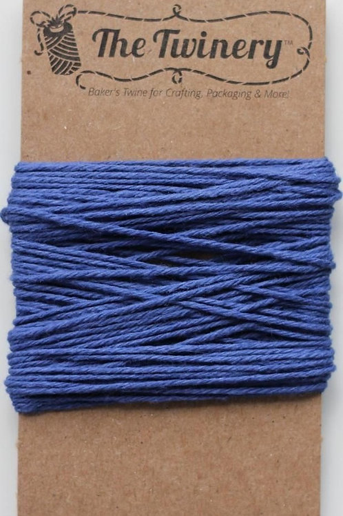 Midnight Blue Solid Twine, Packaged