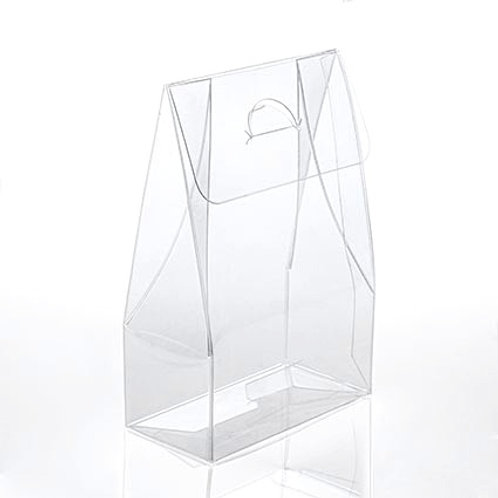16-67034 Small Clear Tote Packaged