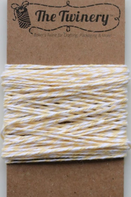 Buttercream Twine, Packaged