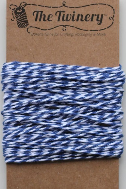 Midnight Blue Twinery Twine, Packaged