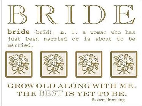 40014 Bride SIWS Mini