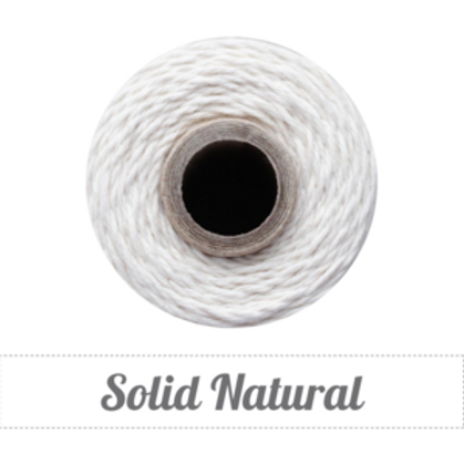 Solid Natural Twine