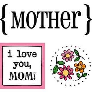 52026 Mother Quick Card