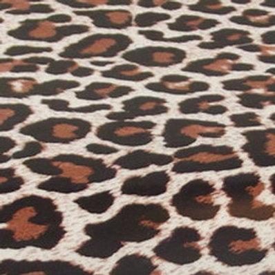 Leopard Patterned Heat Transfer