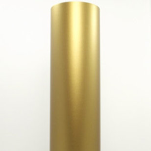 5 Yard Roll -  Gold Metallic Oracal Matte Vinyl