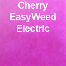 Easy Weed Cherry Electric Heat Transfer