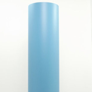5 Yard Roll - Ice Blue Oracal Matte Vinyl