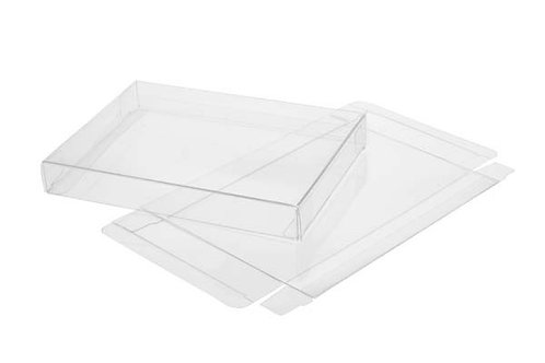 16-67009 A2 Card Box Clear Packaged