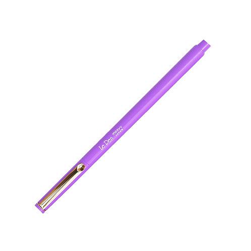 Le Pen from Marvy Uchidia, Fluorescent Violet
