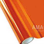 Orange Textile Foil