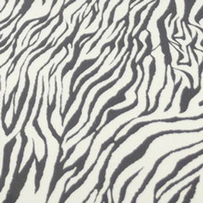 Zebra Patterned Heat Transfer