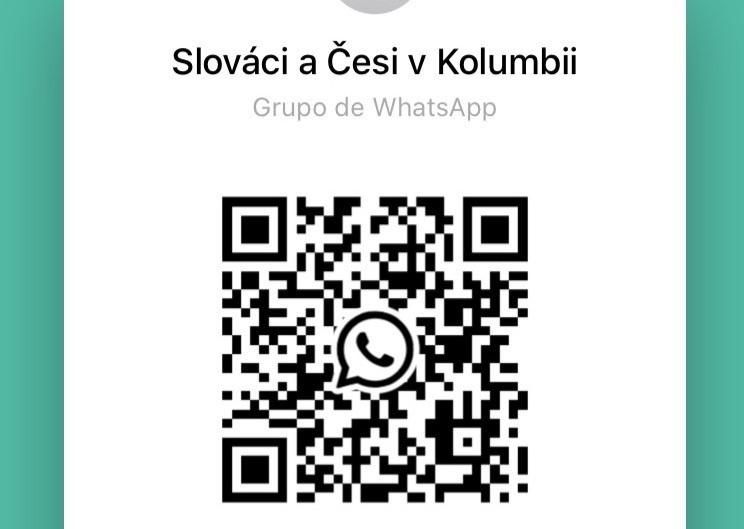 Kontakt v komunite.