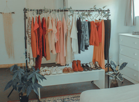 How to start a capsule wardrobe - Sustainable fashion - my experience