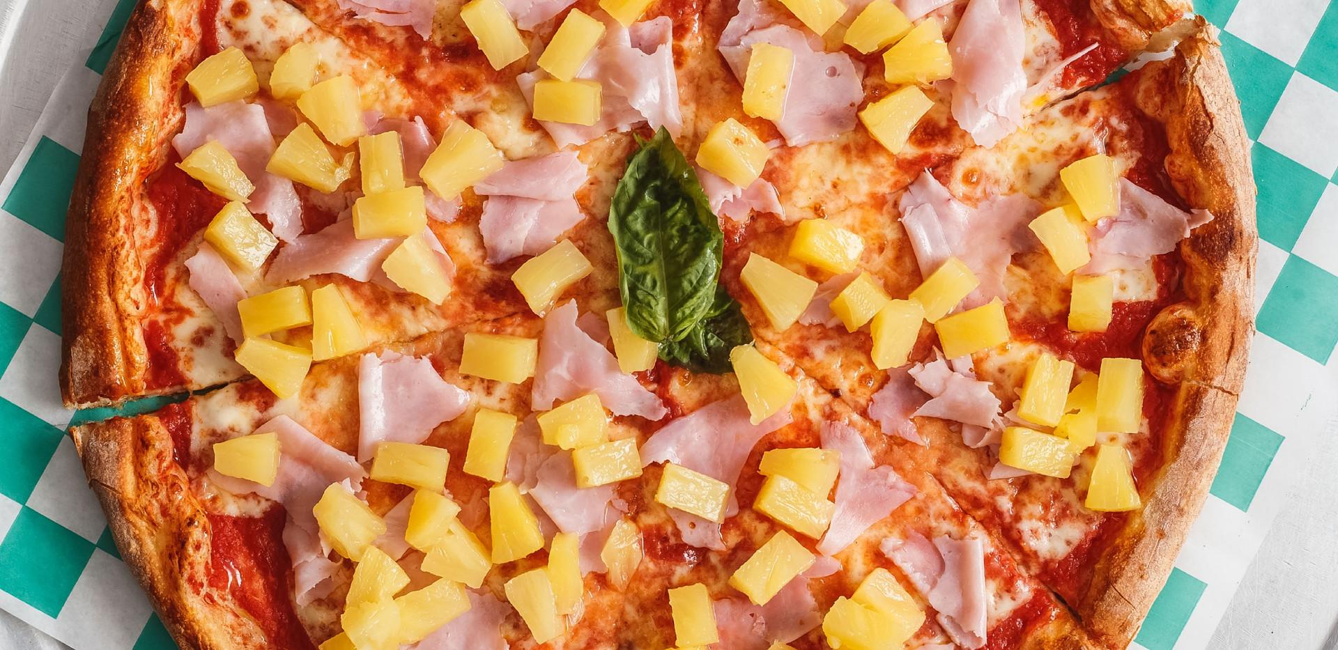 Hawái Pizza
