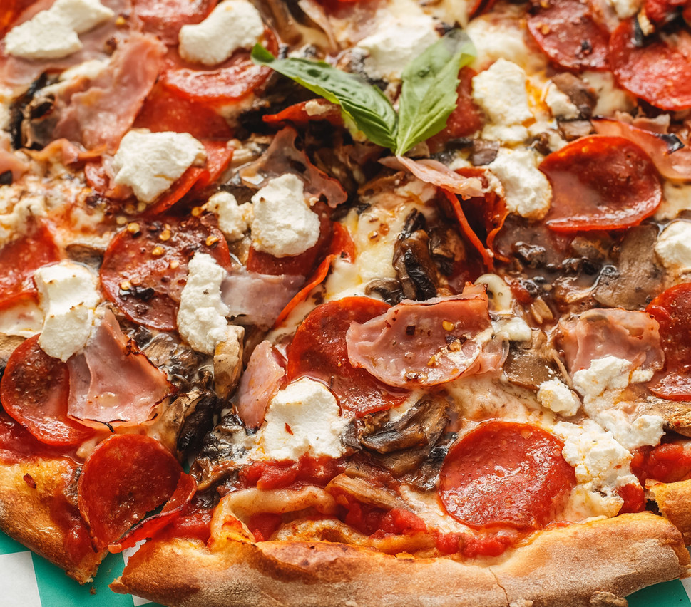 Ripieno Pizza