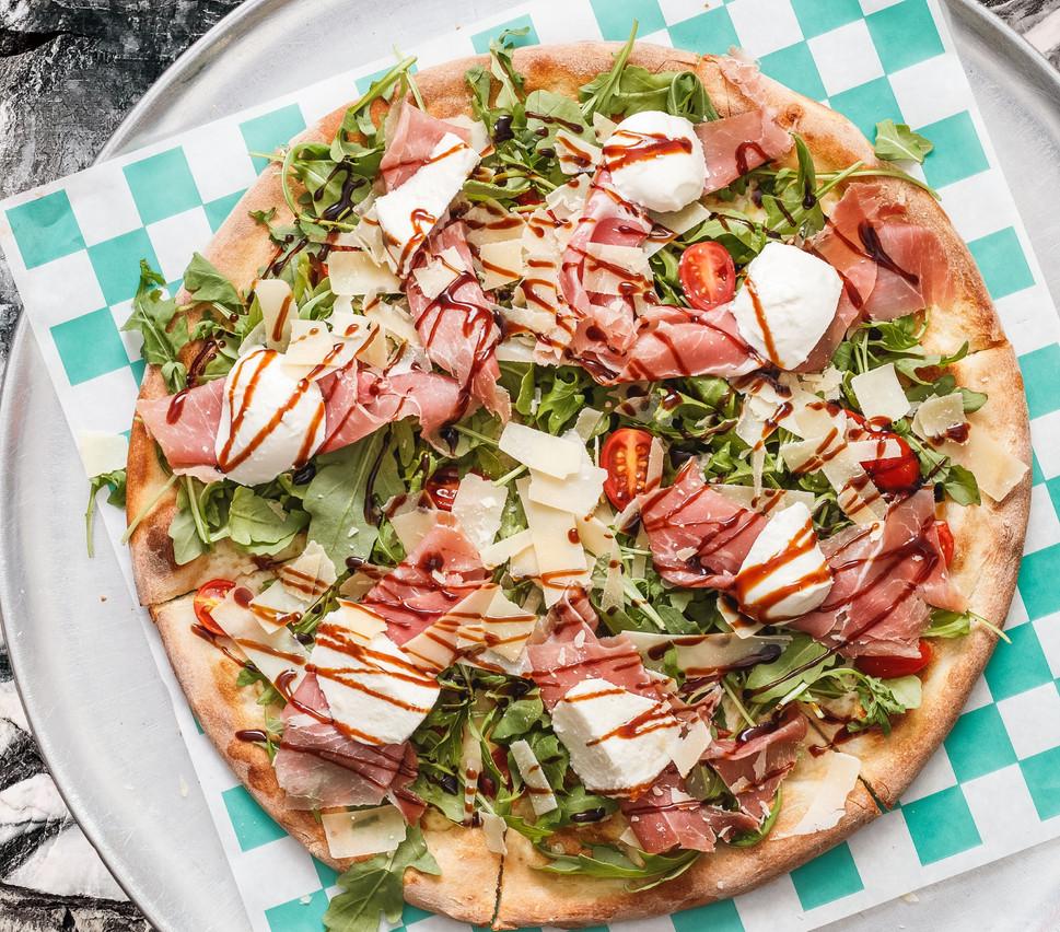 Jurrasic Park Pizza