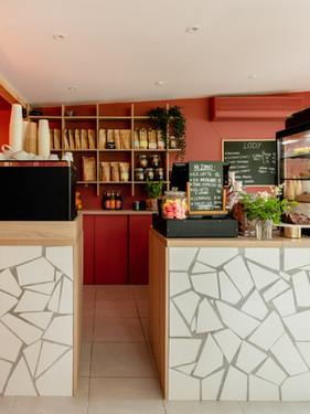Kawiarnia Lokal Cafe   Stegny