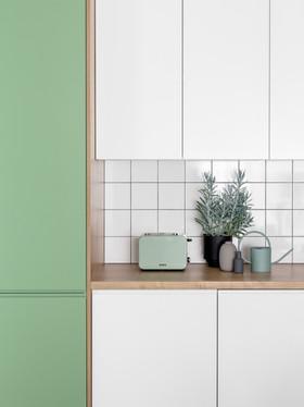 Kuchnia | Mieszkanie 58m2 Białołęka