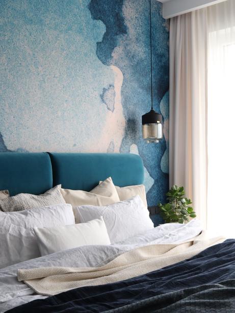 Sypialnia | Mieszkanie Ochota