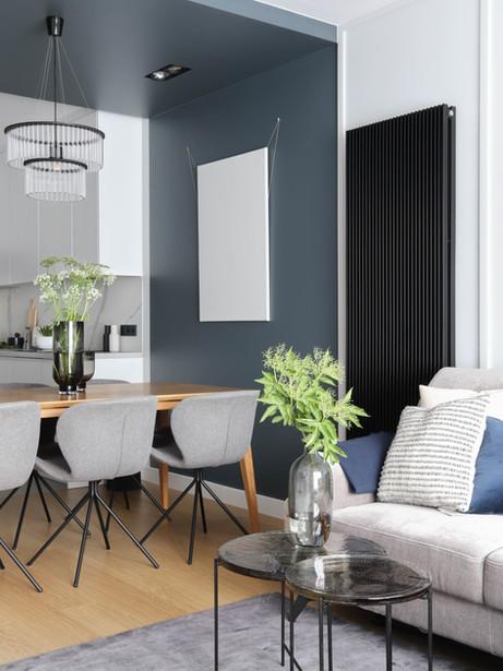 Jadalnia | Mieszkanie Ochota