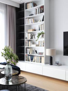 Salon | Mieszkanie Ochota
