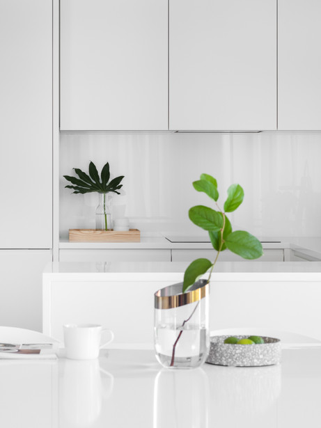 Kuchnia | Apartament 132m2 Wilanów