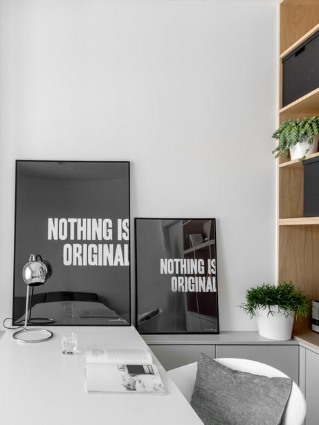Domowe Biuro | Apartament 132m2 Wilanów