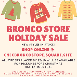 Bronco Store Holiday Sale.png