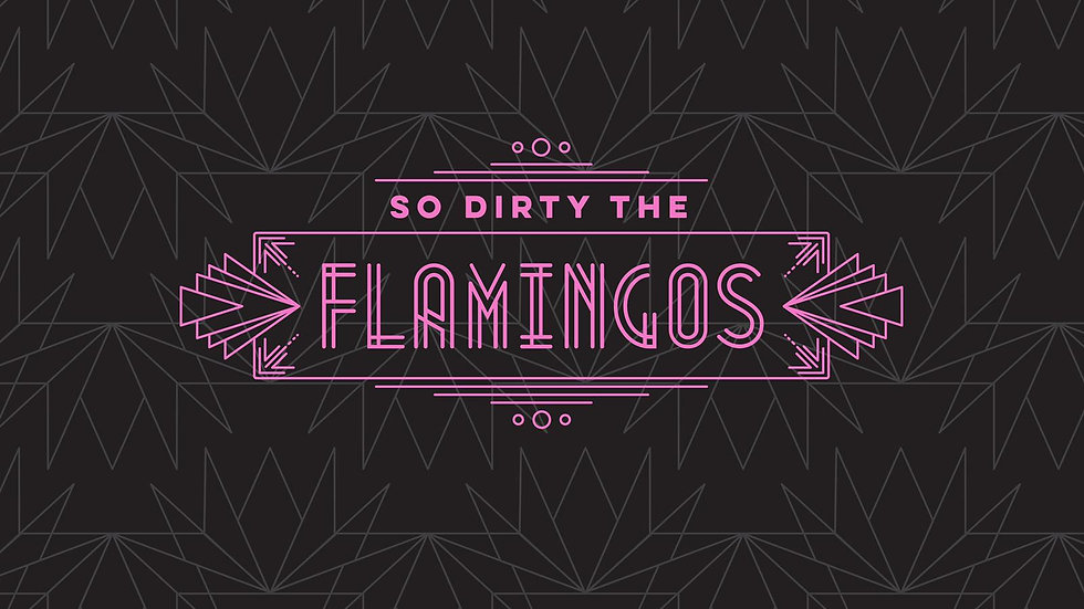 So Dirty the Flamingos Vinyl EP