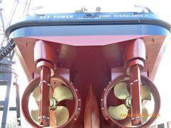 Van der Velden BARKE® high-lift flap rudders installed in new U.S. Ocean Going ATB