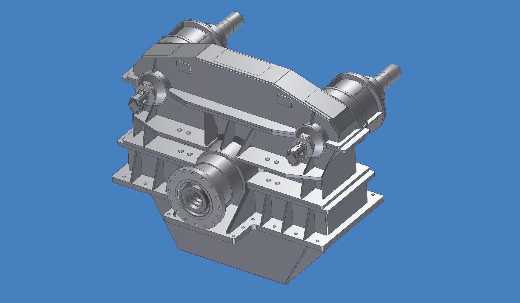 2G60-80F-3D carousel
