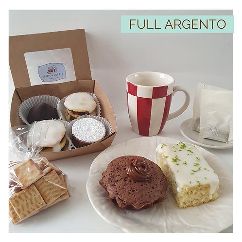 Petit-déjeuner FULL ARGENTO