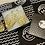 Thumbnail: Yafeu Hammered Aluminum Earrings