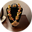 Thumbnail: Handcrafted Elegant Statement Necklace and Earrings