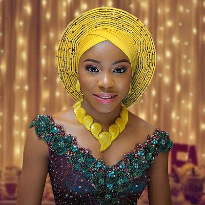 Nigerian Auto Gele