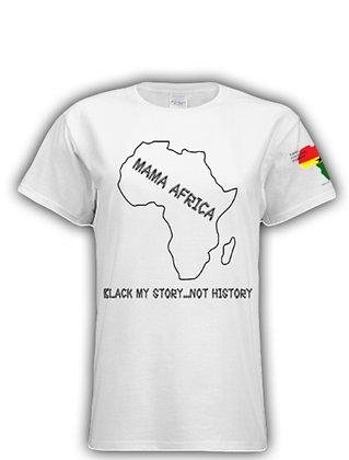 Men's MAMA AFRICA Pan African T-shirt