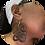 Thumbnail: Wooden Adinkra Symbol Earrings