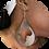 Thumbnail: Wooden Afrika Earrings