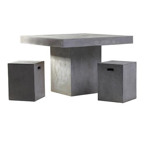 Lobo Table- Concrete and Fiber