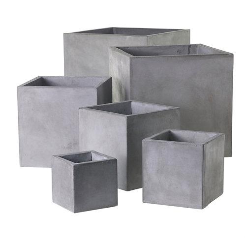 The Lobo Cube Planters