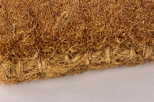 Doormat: Extra Thick Handwoven Coir -Small