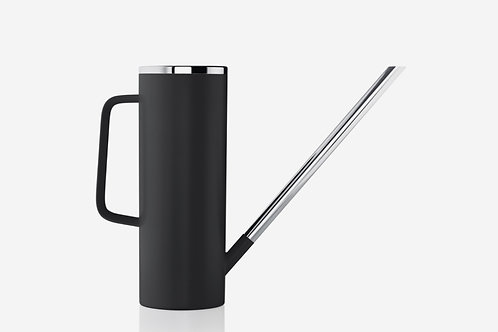 Charcoal and Stainless Watering Vessel