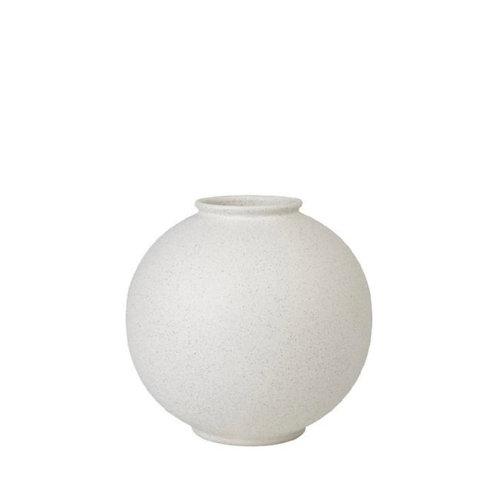 Porcelain Vase in White