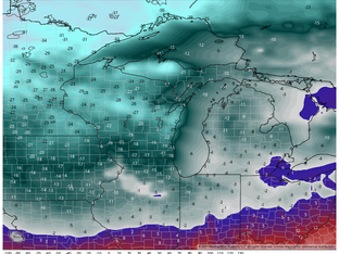 ARCTIC AIR IS HERE TO STAY...