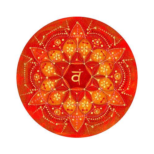 Svadhisthana Mandala