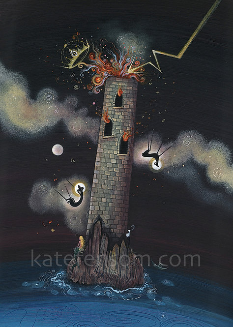 The Tower - 16