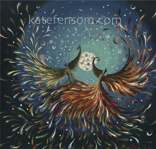 The Firebirds and the Flowermoon