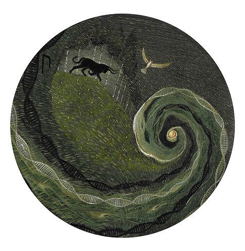 Uruz - Rune Series No 2