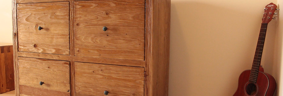 Driftwood Chest of Draws